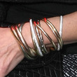 Shohreh Aghdashloo Bangle Bracelet
