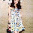 Shu Qi Clothes - Print Dress