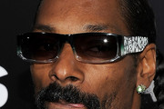 Snoop Dogg Square Sunglasses