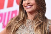 Sofia Vergara Long Hairstyles