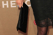 Sofia Vergara Satin Clutch