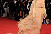 Solange Knowles Evening Dress