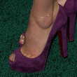 Sophia Bush Peep Toe Pumps