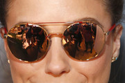 Sophia Bush Modern Sunglasses