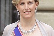 Sophie Countess Of Wessex Diamond Collar Necklace