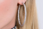 Sophie Turner Hoop Earrings