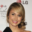 Stacy Keibler Hair - Chignon