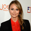 Stacy Keibler Hair - Long Braided Hairstyle