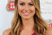 Stacy Keibler Long Hairstyles