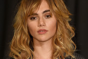 Suki Waterhouse Shoulder Length Hairstyles