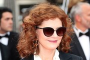 Susan Sarandon Shoulder Length Hairstyles