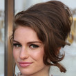 Tali Lennox Hair - Retro Updo