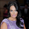 Tamara Ecclestone Hair - Half Up Half Down