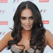 Tamara Ecclestone Hair - Long Curls