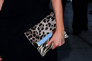 Tamara Mellon Printed Clutch