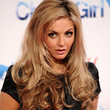 Tamsin Egerton Long Curls