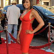 Taraji P. Henson Bandage Dress