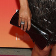Taraji P. Henson Patent Leather Clutch