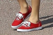 Taylor Swift Canvas Shoes