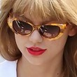 Taylor Swift Sunglasses - Cateye Sunglasses
