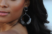 Teairra Mari Sterling Hoops