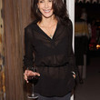 Teri Hatcher Clothes - Fitted Blouse
