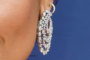 Thandie Newton Hoop Earrings