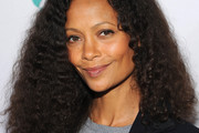 Thandie Newton Shoulder Length Hairstyles