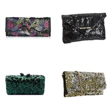The Sequin Clutch