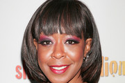 Tichina Arnold Short cut with bangs