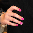 Tiffany Thornton Bright Nail Polish