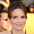 Tina Fey Hair - Bobby Pinned updo