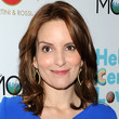 Tina Fey Hair - Medium Layered Cut