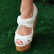 Tinsley Mortimer Wedges
