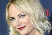 Malin Akerman Layered Razor Cut