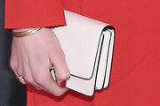 Bonnie Wright Leather Clutch