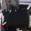 Trinny Woodall Leather Tote