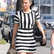 Tulisa Contostavlos Clothes - Print Dress