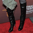 Tyra Banks Shoes - Knee High Boots