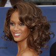 Tyra Banks Hair - Medium Curls