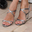 Uma Thurman Shoes - Strappy Sandals