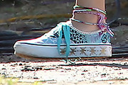 Vanessa Hudgens Canvas Shoes