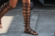 Vanessa Hudgens Sandals