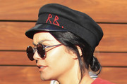 Vanessa Hudgens Casual Hats