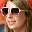 Glee Heart Sunglasses