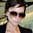 Victoria Beckham Sunglasses - Aviator Sunglasses