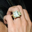 Victoria Beckham Diamond Ring