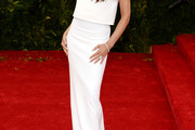 Victoria Beckham Strapless Dress