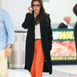 Victoria Beckham Clothes - Wool Coat