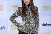 Victoria Justice Zip-up Jacket